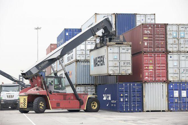Terminal Boavista warehousing